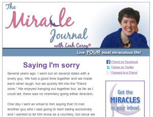 miracle-newsletter